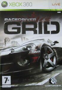 XBOX 360 - RACEDRIVER GRID