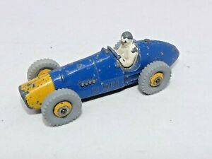 DINKY No.23H. 'FERRARI' RACING CAR 1950's die-cast