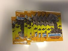 2018 TOPPS GARBAGE PAIL KIDS WE HATE THE '80s STICKER CARD PACKS ( 10 PACK LOT )
