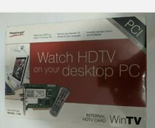 Hauppauge internal PCI HDTV CARD winTV- HVR-1600 model 1199 sealed