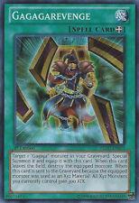 GAGAGAREVENGE - (REDU-EN051) - Super Rare - 1st Edition - Yu-Gi-Oh