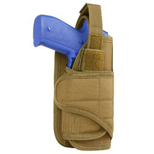Condor VT Vertical Holster - Coyote - MA69-498 MOLLE PALS