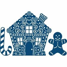 NEW Tattered Lace Essentials 'GINGERBREAD HOUSE' Die Set - ETL156 -  FREE UK P&P