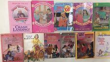 Sweet Valley High Nancy Drew Judy Blume Chapter Book Vintage Lot PB HC Apple Mix