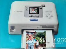 Canon Selphy CP720, compact photo printer, stampante fotografica compatta