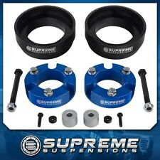 "03-15 Toyota 4Runner FJ Cruiser Full 3"" Front 3"" Rear Lift Kit + Diff Drop Blue"