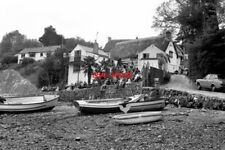 PHOTO  1984 'SHIPWRIGHT'S ARMS' PUBLIC HOUSE HELFORD CORNWALL WEATHER PERMITTING