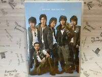 Kat-Tun (Kamenashi Kazuya-亀梨和也) Real Face Film JAPAN DVD 2006 TAGUCHI e1-16