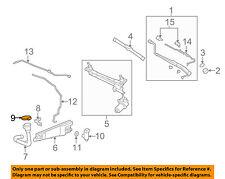 GM OEM Wiper Washer Fluid-Reservoir Tank Cap Lid 92191916