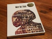 Why We Ride DVD -  Motorcycle Documentary -  NEW SEALED Film Festival. New