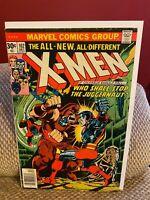 Uncanny X-Men #102 FN Origin of Storm Marvel Key Issue Bronze Age Newsstand