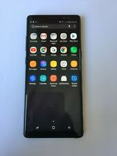 Samsung Galaxy Note8 SM-N950F 64GB BLACK GREAT CONDITION IMEI BLOCK IN AUSTRALIA