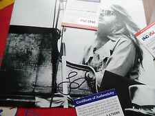 Leon Russel auto PSA/DNA COAl Signed Autograph 8x10 at keyboard hit making prime