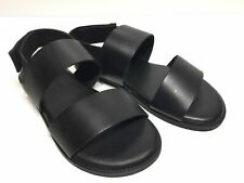 Kurt Geiger ® - Ladies Black Leather Sandals - Size UK 7 (40) - New - RRP - £79