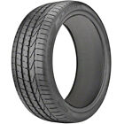 2 New Pirelli P Zero Nero - 21545zr17 Tires 2154517 215 45 17