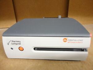 Datamax Markpoint COMPACT 4 200Dpi Thermal Printer MP4 MARK II * USB / LAN / COM
