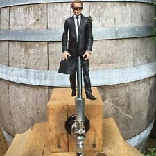 RESERVOIR DOGS Tap Handle Beer Keg Mr Pink Steve Buscemi Quentin Tarantino Dog