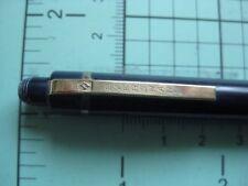 vintage Wahl Eversharp SKYLINE Mechanical Pencil Plastic Gold Plate
