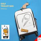 Kakao Friends 2020 BIRDIE WOW SWING RYAN Golf Trolley Bag 7lb White-AUTHENTIC