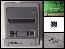 SUPER FAMICOM 1 CHIP 50/60 HZ PAL/NTSC RGB BYPASS C-SYNC THS 7314 SNES NINTENDO