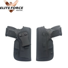 Fits RUGER MODELS GUN HOLSTER KYDEX IWB ~~DOUBLE SWEAT SHIELD~~