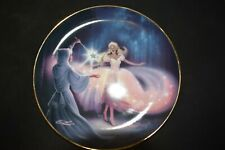 Disney collectible plate Fairy Godmothers Magic
