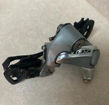 Shimano 105 RD-5800, 11 Speed Rear Derailleur - GS Medium Cage Silver Gray Bike