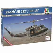 ITALERI Bell AB 212 /UH 1N Helicopter 2692 1:48 Aircraft Model Kit