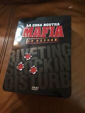 The Mafia: La Cosa Nostra: An Expose (5-pk)(Tin)