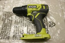 """RYOBI P215 ONE+ 18V 1/2"""" 2-SPEED DRILL DRIVER, WORKS WITH ALL ONE+, BARE - NEW!"""