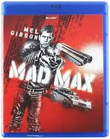 Mad Max (Blu-ray /DVD 2015, 35th Anniversary Edition) New Free Shipping