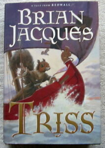 Triss (Redwall #15) by Brian Jacques (HC) Philomel