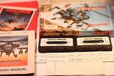 Combat pour le spectre 48K 128k par micro-PROSE 2 cassettes big box jeu