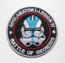 STAR WARS Death Star Ds 61st Fighter Group Black Squadron Aufnäher Aufbügler