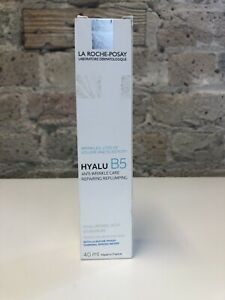La Roche-Posay Hyalu B5 Hyaluronic Cream 40ml NEW