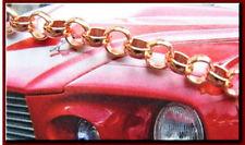 Men's 8 1/2 Inch Solid Copper Bracelet  CB705G  - 3/16 of an inch wide.