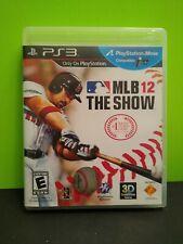 Mlb 12: el show (Sony PlayStation 3, 2012)