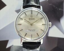 Vintage 1966 Men's Omega Seamaster DeVille Automatic Wristwatch 1 Year Warranty
