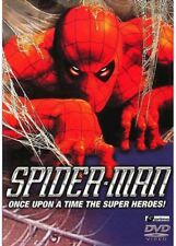 [DVD] Spider-Man Once Upon a Time the Super Heroes!