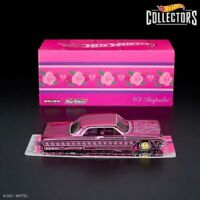 Hot Wheels **Confirmed** The Rose'n One: HWC Special Edition '64 Impala 2021 RLC