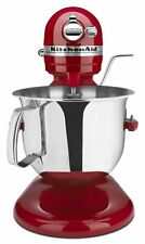 KitchenAid RKSM6573ER 6-Qt. Professional Bowl-Lift Stand Mixer - Empire Red