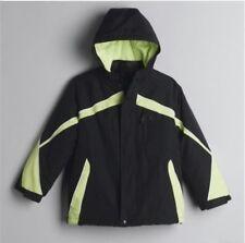 Athletech kids Boy's 4-in-1Ski winter Jacket hooded coat&fall jacket size XS 4/5