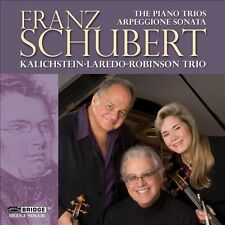 """Schubert: Piano Trios & the """"Arpeggione"""" Sonata Franz Schubert, Joseph"""