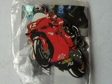 TROY BAYLISS NO.12 NEW DUCATI MOTO GP RUBBER KEY RING KEYRING