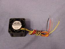 SanAce40 9Ga0412P3J01 40mm X 40mm X 28mm Low Power Fan 12V 15R7918 3019481