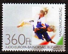 Hungary - 2013. Judo European Championship, Budapest - Mnh