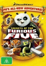 Secrets of the Furious Five (new & Sealed. DreamWorks. Kung Fu Panda)
