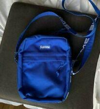 Supreme SS18 Blue Shoulder Bag - Excellent!