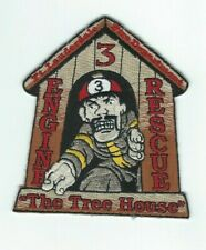 FLORIDA - Ft. Lauderdale Fire Department Engine/Rescue 3 patch - The Tree House