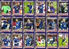 Manchester United Europa League Winners 2017 football trading cards